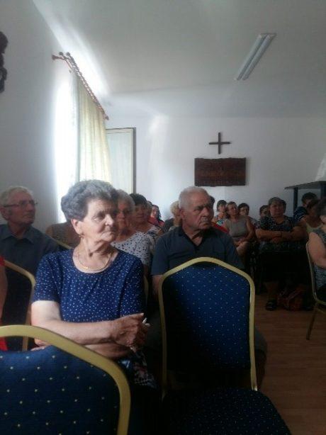 Idősügyi konferencia -Bököny (2018.)