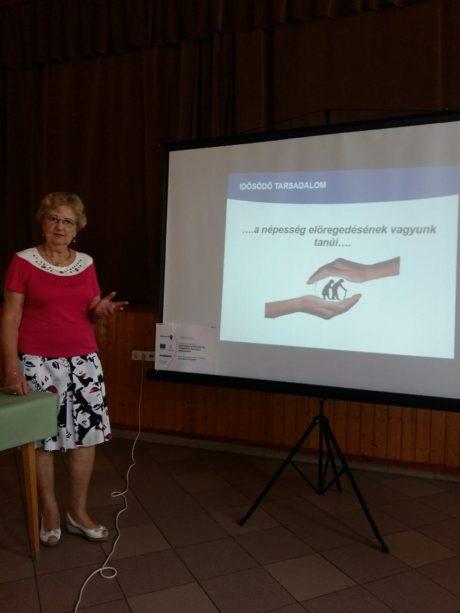 Idősügyi Konferencia - Kálmánháza (2018.)